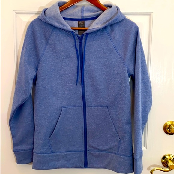 Champion Blue Hoodie Size M